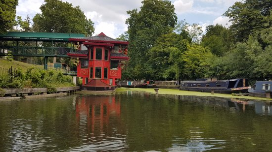 Walker's Quay Canal Cruises: Canal