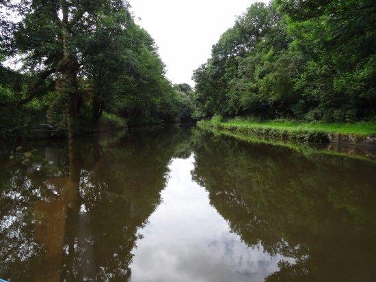 Hoghton, UK: Canal