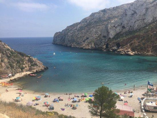 Playa La Granadella: photo0.jpg