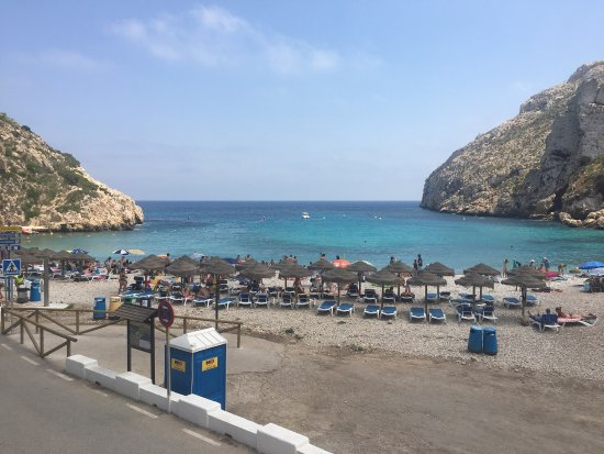 Playa La Granadella: photo1.jpg