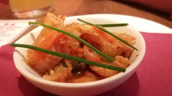 Maitrea: Yummy dinner