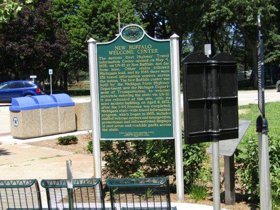 New Buffalo, MI: History