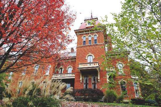 Schenck Mansion Bed & Breakfast Inn Photo