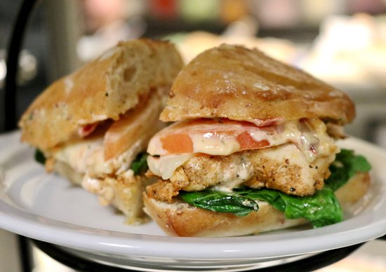 The Whistling Kettle: Sandwiches!