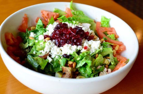 West Chester, OH: Taza Chicken Salad