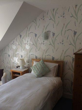 Tarbert, UK: Single room