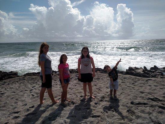 Hobe Sound, FL: Blowing Rocks Preserve