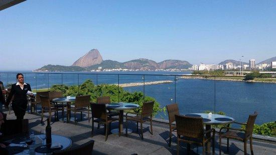 N6 Bar e Restaurante: Vista panorâmica