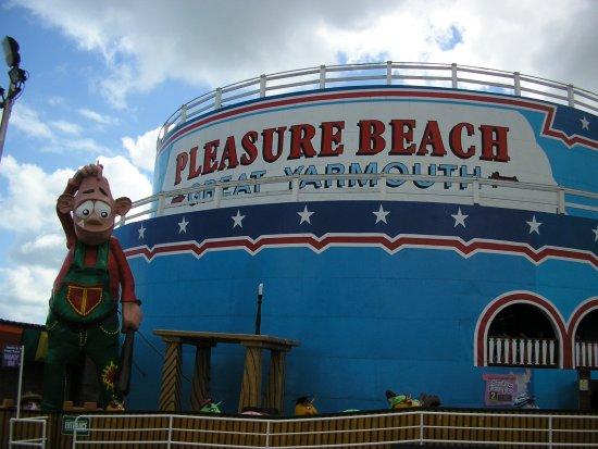 The Pleasure Beach Image