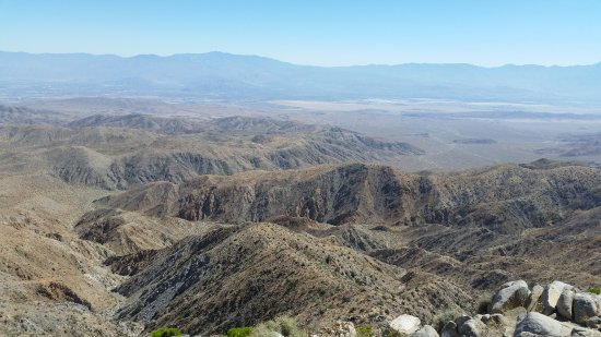 Twentynine Palms, CA: view from Key View
