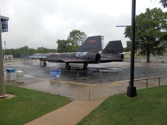 U.S. Space and Rocket Center: Retired SR-71 Blackbird, US Space & Rocket Centre, Huntsville