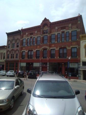 Faribault, Μινεσότα: Downtown street
