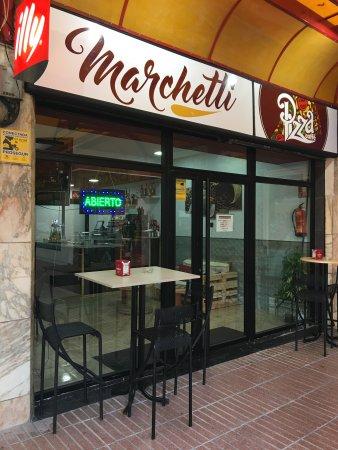 Marchetti Pizza Caffe
