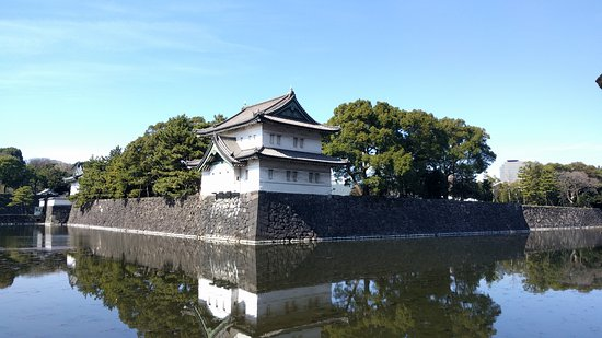 ‪The East Gardens of the Imperial Palace (Edo Castle Ruin)‬