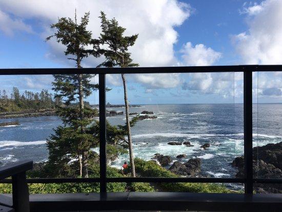 Balcony Picture Of Black Rock Oceanfront Resort Ucluelet