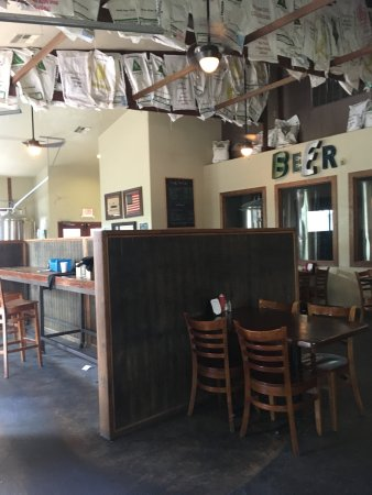 Marble Falls, TX: Double Horn Brewing Company