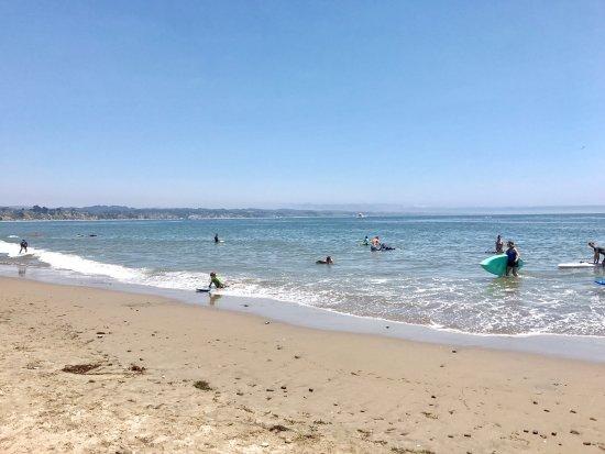 Capitola City Beach 이미지