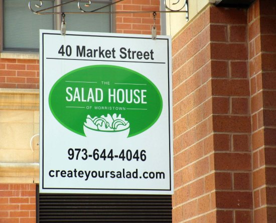 Morristown, NJ: The Salad House