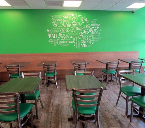 Morristown, NJ: The Salad House