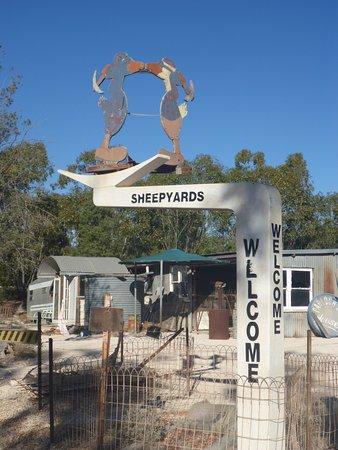 Walgett, Australia: Nice Welome