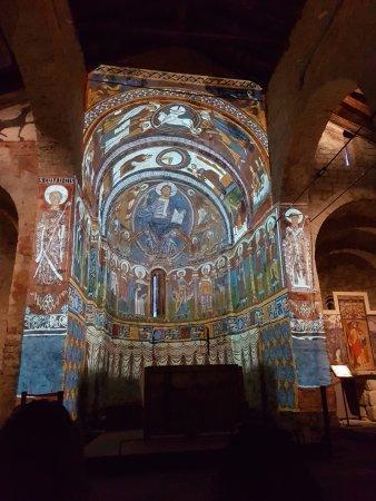 Taull, Spania: Imagen original hecha con proyectores