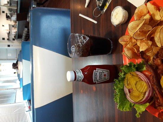 High Point, Kuzey Carolina: Carolina's Diner