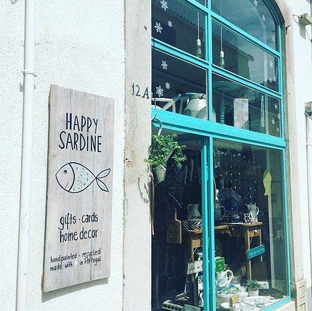 Happy Sardine