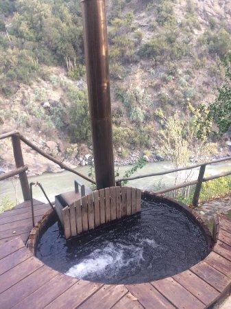 Cascada de las Animas: spa