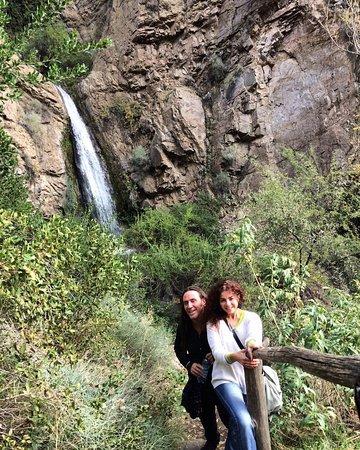 Cascada de las Animas: mini trekking a la cascada