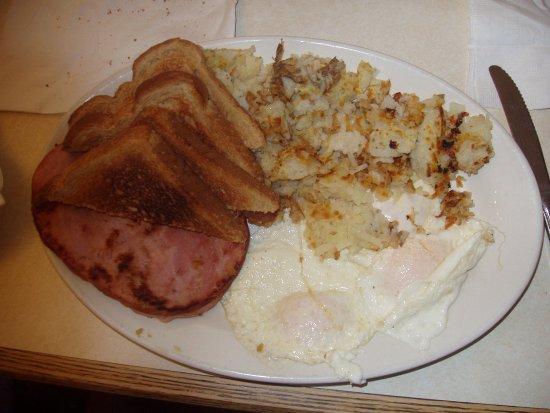 Dillon, MT: Ham & Eggs