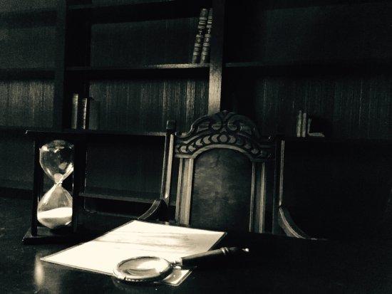 Dracula Awaits Picture Of Captive Escape Rooms Myrtle