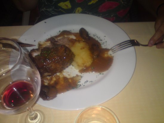 Restaurant Curia Reial SL. : Lamb.