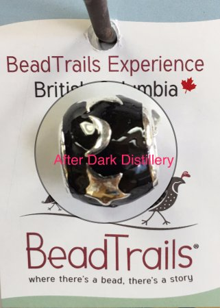 Sicamous, Καναδάς: After Dark Distillery Bead for the BeadTrails