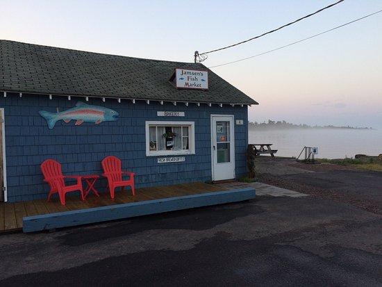 Mohawk, Μίσιγκαν: Jamsen's Fish Market