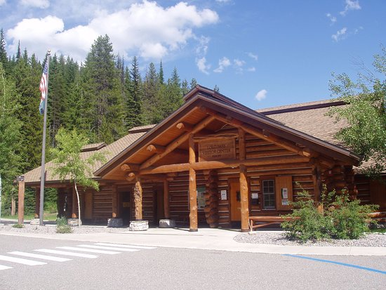 Missoula, MT: Lolo Summit Visitors Center
