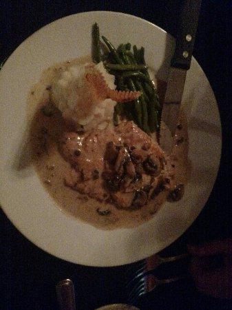 Greenwood, SC: Chicken Piccata 1/2 order