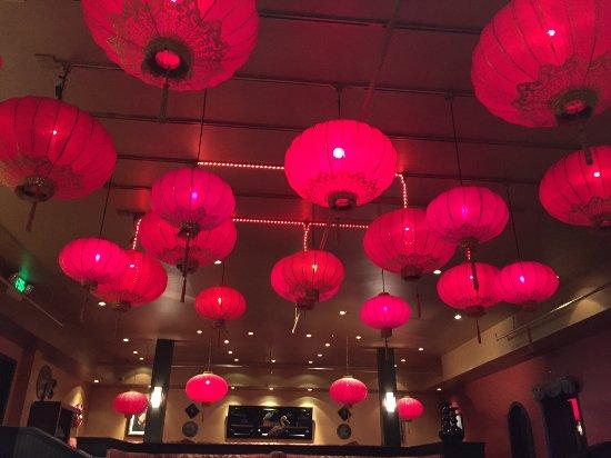 Red Lantern: Lighting