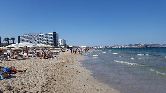 Sant Jordi, Spania: Playa d'en Bossa