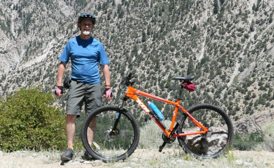 Salida, CO: Kona MTB from Absolute Bikes left me breathless!