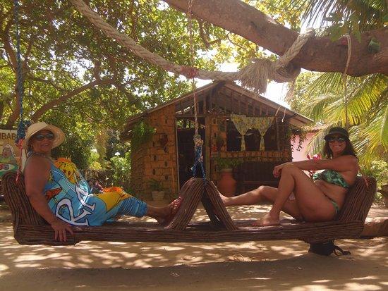 Πολιτεία της Παραΐμπα: Vila Tambaba, loja de doces