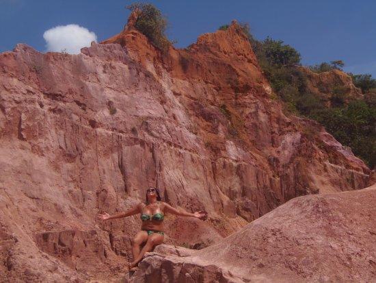 Штат Параиба: Canyons de Coqueirinho