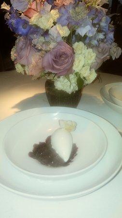 The River Cafe: dessert