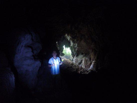 Cuevas de B'omb'il Pek y Jul Iq': Dentro de la cueva