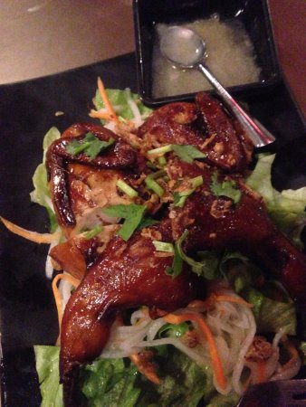 Marrickville, Australien: Dinner at Bay Tinh