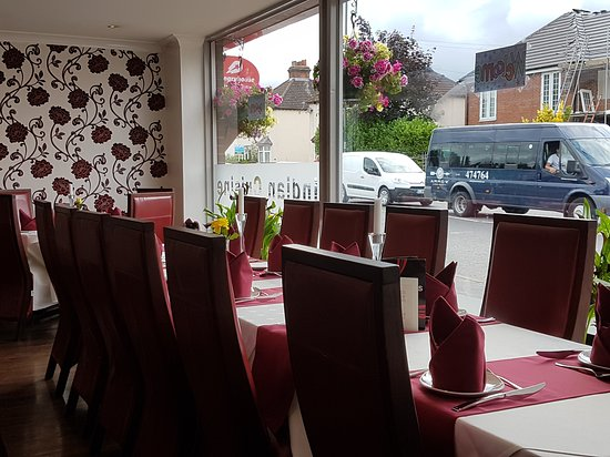High Wycombe, UK: NEW LOOK OF THE RESTAURANT