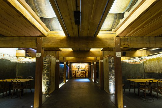 Seppeltsfield, Australia: FINO cellar - great for group bookings
