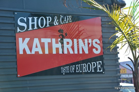 Kathrin's in Westport, NZ