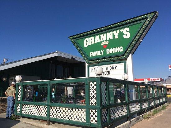 Granny S Restaurant Cody Wyoming