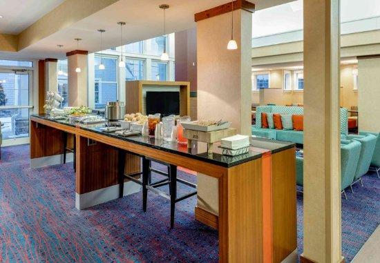 Auburn, Μέιν: Residence Inn Mix