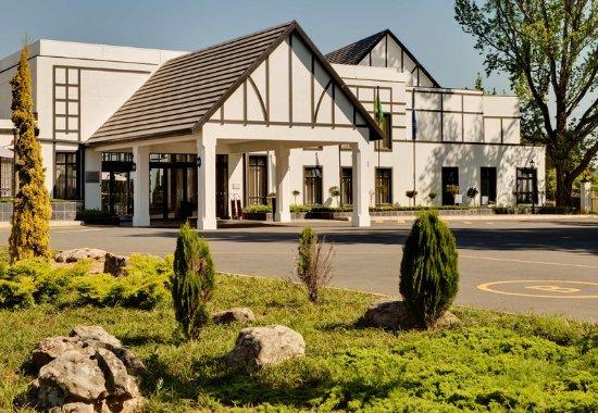 Pietermaritzburg, South Africa: Entrance